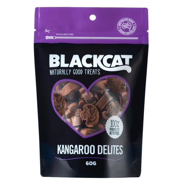 Blackcat Roo Delites 2 X 60g Pet: Cat Category: Cat Supplies  Size: 0.1kg  Rich Description: Blackcat...