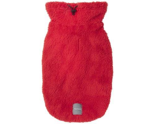 FUZZYARD TURTLE TEDDY SWEATER RED SIZE 4Somewhere bear-ied deep down inside every dog is a cuddly teddy...