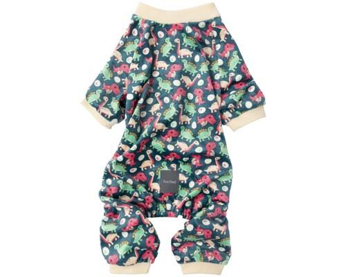FUZZYARD PYJAMAS DINOSAUR LAND SIZE 7Well, aren't you a sight for saur-eyes? These totally Dino-mite...