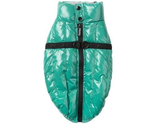 FUZZYARD CALABASAS SEA GREEN SIZE 6Come rain or shine, your salty sea dog will be as happy as a clam in...