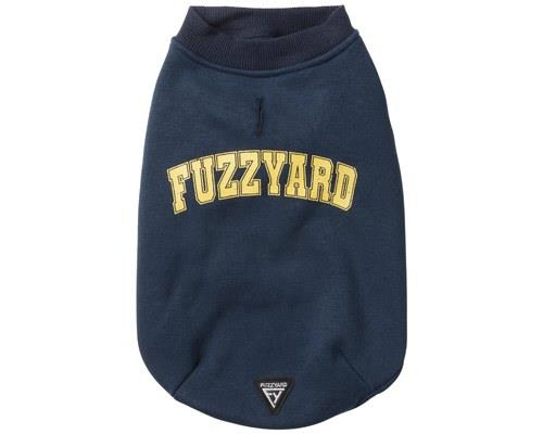 FUZZYARD COLLEGE SWEATER NAVY SIZE 5Delta-Omega-Gamma! Your dog doesn't need to waste time with...