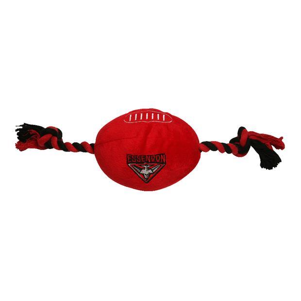 Afl Supporter Football Essendon Each Pet: Dog Category: Dog Supplies  Size: 0.8kg Colour: Multi  Rich...