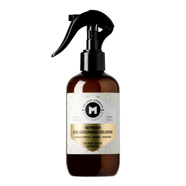 Melanie Newman Salon Essentials Refresh Grooming Cologne 250ml Pet: Dog Category: Dog Supplies  Size:...