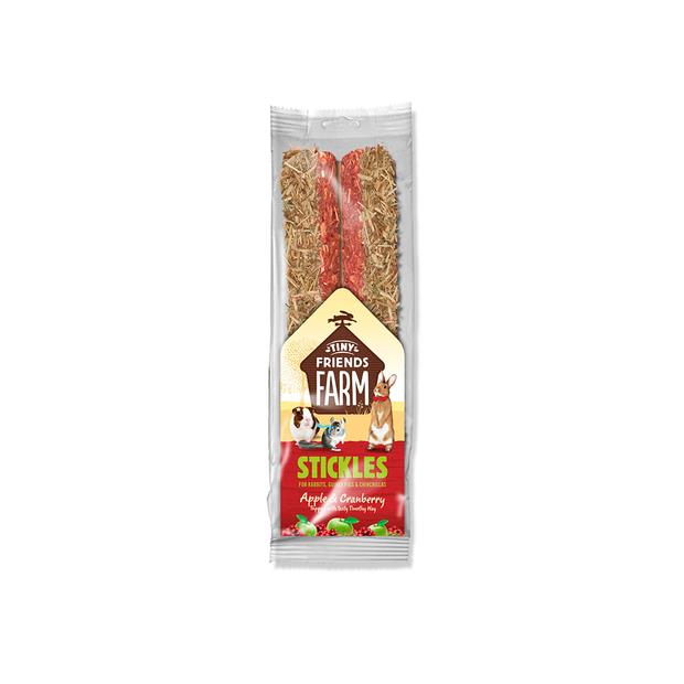 Tiny Friends Farm Apple And Cranberry Stickle 100g Pet: Small Pet Category: Small Animal Supplies ...