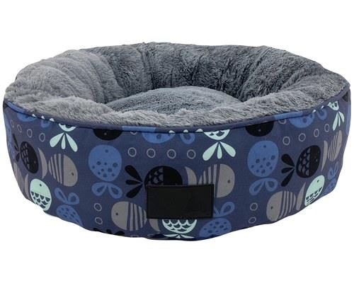 LA DOGGIE VITA GO FISH INDIGO ROUND CAT BED'Have you got any 10s?''Go Fish!' No matter what cards...