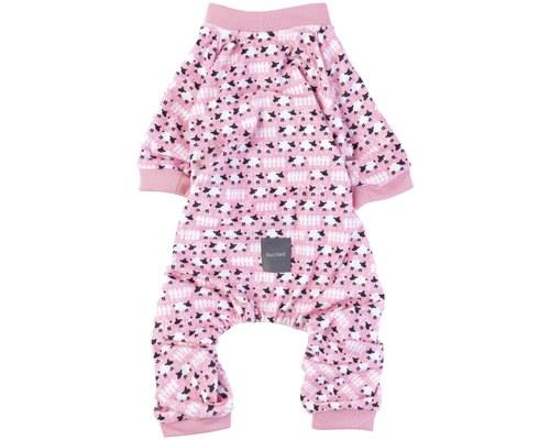 FUZZYARD PYJAMAS COUNTING SHEEP PINK SIZE 4Turn those snuggly nights on the couch into a slumber pawty...
