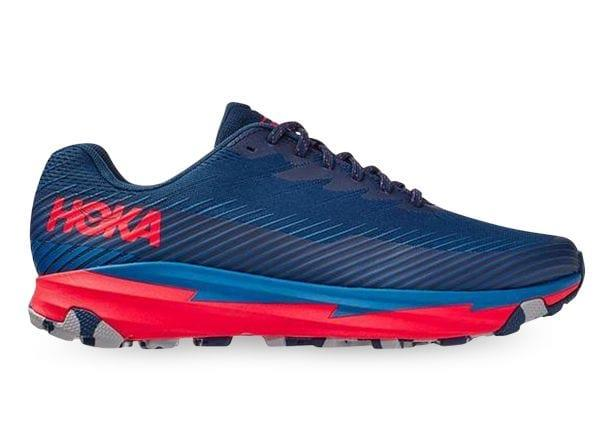 The Hoka One One Torrent 2 is a lightweight and nimble performance shoe, designed with aggressive...