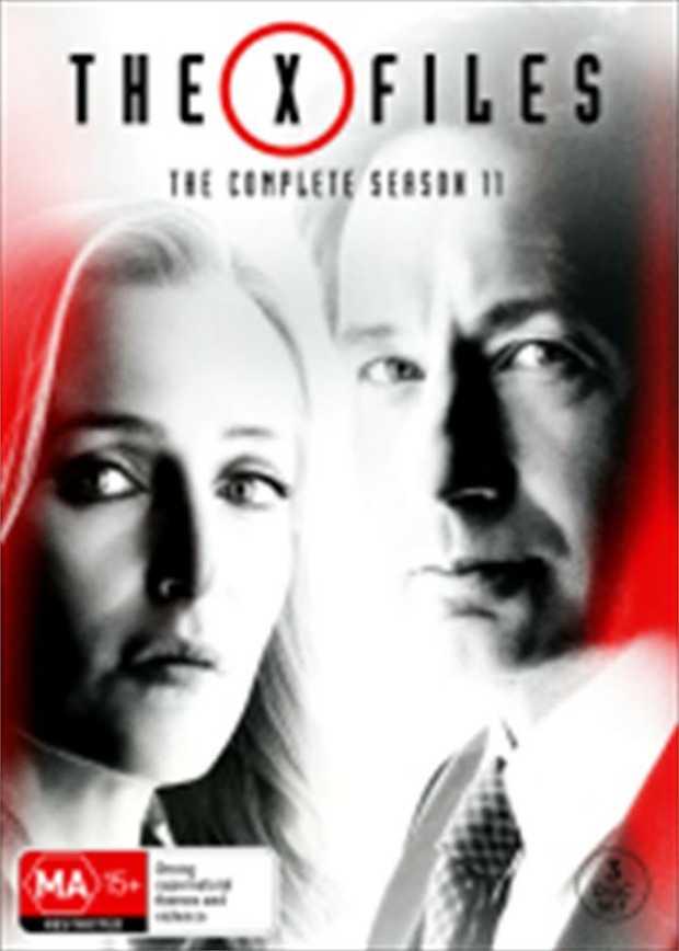X-Files - Season 11 DVD      Two FBI agents, Fox Mulder the believer...