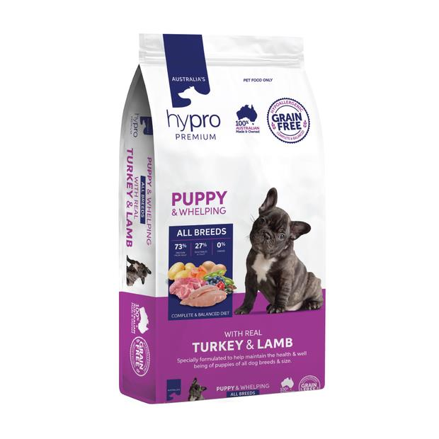Hypro Premium Dry Dog Food Puppy Turkey And Lamb 20kg Pet: Dog Category: Dog Supplies  Size: 20.1kg...