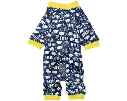 FUZZYARD PYJAMAS COUNTING SHEEP NAVY SIZE 4There's no pulling the wool over our eyes, we know your dog...