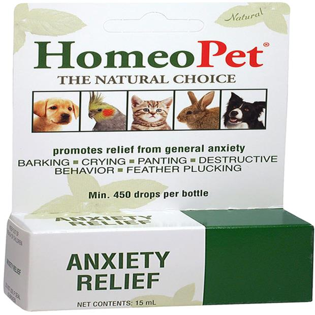 Homeopet Anxiety 15ml Pet: Dog Category: Dog Supplies  Size: 0kg  Rich Description: Developed by...
