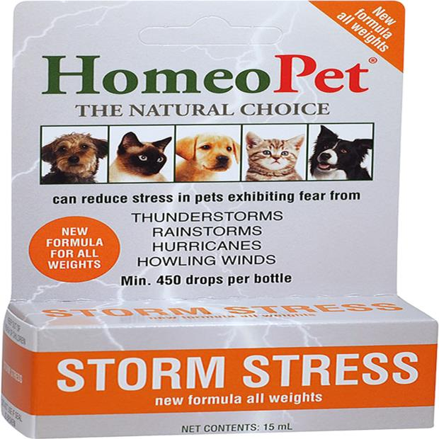 Homeopet Storm Stress 15ml Pet: Dog Category: Dog Supplies  Size: 0kg  Rich Description: Developed by...