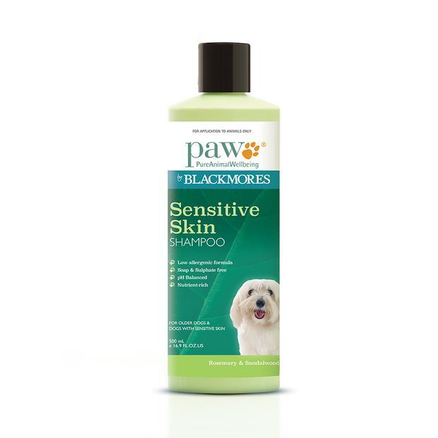 Paw Sensitive Skin Shampoo 500ml Pet: Dog Category: Dog Supplies  Size: 0.5kg  Rich Description: The...