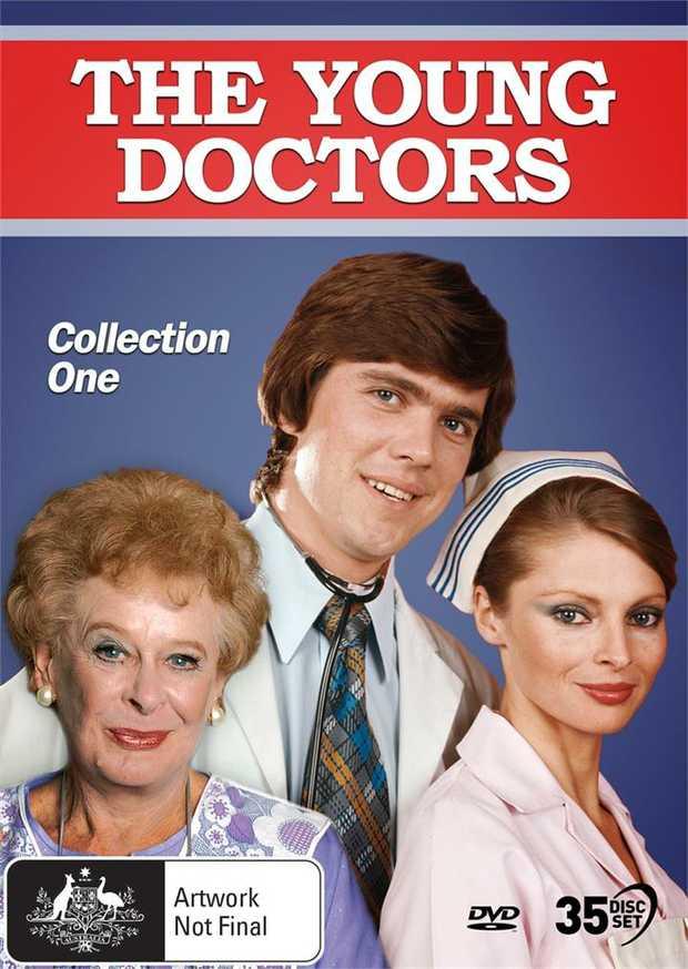 Young Doctors Collection 1 DVD      The doors of the Albert Memorial...