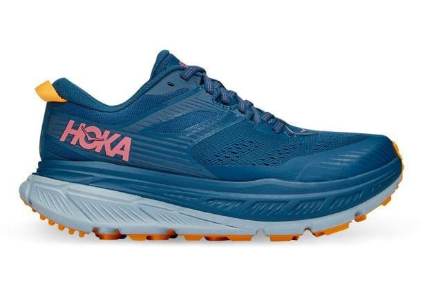 The Hoka One One Stinson ATR 6 continues to utilise the softest cushioning technology for unparalleled...