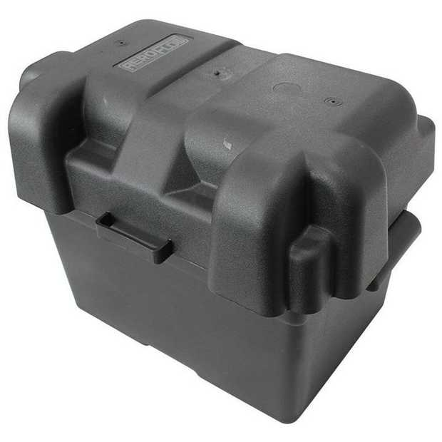 Aeroflow's battery box is ideal for protecting your battery from dirt, dust, moisture and allows...