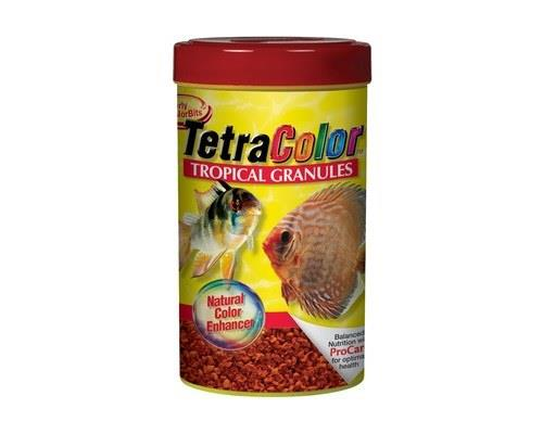 TETRA COLOR BITS GRANULES 75GMTetra Colour Bits Granules help promote the development of vibrant...