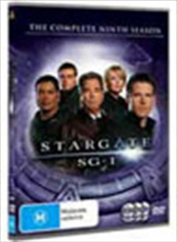 <H3> Stargate SG1 Season 9 DVD - On Sale Now With Fast Shipping<H3>Boasting...