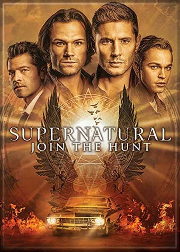 Supernatural - Season 15 Blu-Ray       For some people. Death is just...