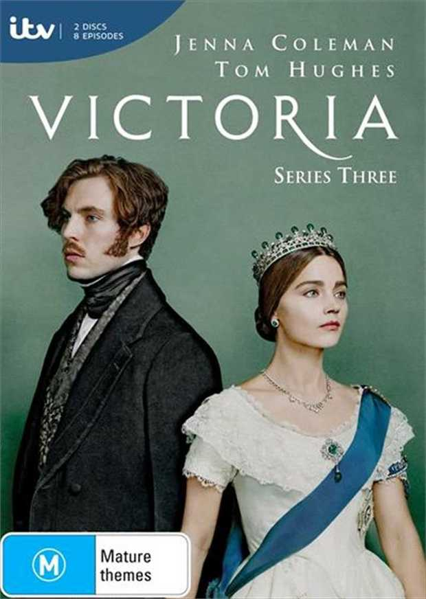 Victoria - Series 3 DVD         Rule or be ruledWhen revolution sweeps...