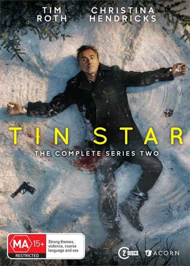 Tin Star - Series 2 DVD      Vengeance comes with a price.The crisp...
