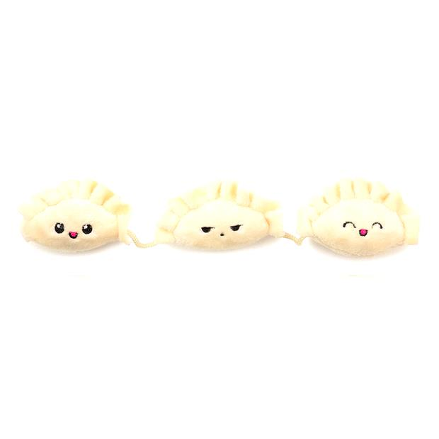 Fuzzyard Cat Toy Dumplings Each Pet: Cat Category: Cat Supplies  Size: 0.1kg Colour: Multi  Rich...