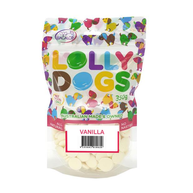 Lolly Dogs Vanilla 350g Pet: Dog Category: Dog Supplies  Size: 0.4kg  Rich Description: Founded in 2010...
