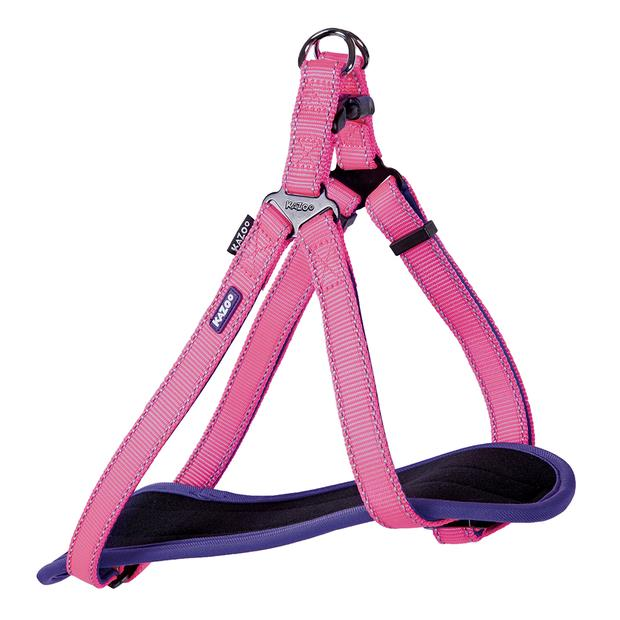 Kazoo Harness Active Bloom Burst Xlarge Pet: Dog Category: Dog Supplies  Size: 0.3kg Colour: Pink  Rich...