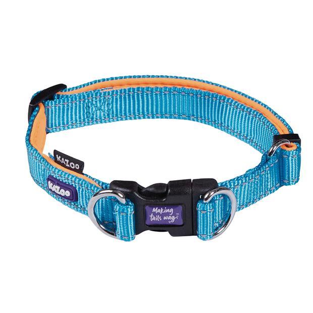 Kazoo Collar Active Adjustable Ocean Sunrise Medium Pet: Dog Category: Dog Supplies  Size: 0kg Colour:...