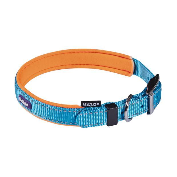 Kazoo Collar Active Ocean Sunrise Xlarge Pet: Dog Category: Dog Supplies  Size: 0.1kg Colour: Blue...