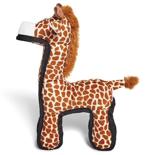 Kazoo Furries Tough Giraffe Dog Toy Medium Pet: Dog Category: Dog Supplies  Size: 0.2kg  Rich...
