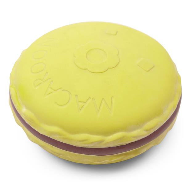 Kazoo Latex Macaroon Dog Toy Large Pet: Dog Category: Dog Supplies  Size: 0.2kg Material: Latex  Rich...