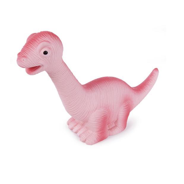 Kazoo Latex Brontosaurus Dog Toy Medium Pet: Dog Category: Dog Supplies  Size: 0.1kg Material: Latex...