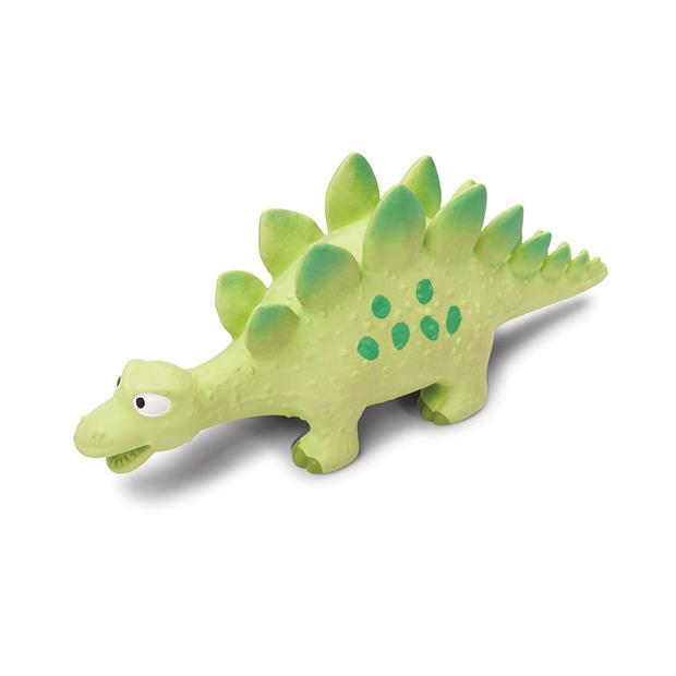 Kazoo Latex Stegosaurus Dog Toy Medium Pet: Dog Category: Dog Supplies  Size: 0.1kg Material: Latex...