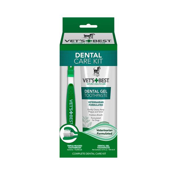 Vets Best Advanced Dental Care Kit Each Pet: Dog Category: Dog Supplies  Size: 0.2kg  Rich Description:...