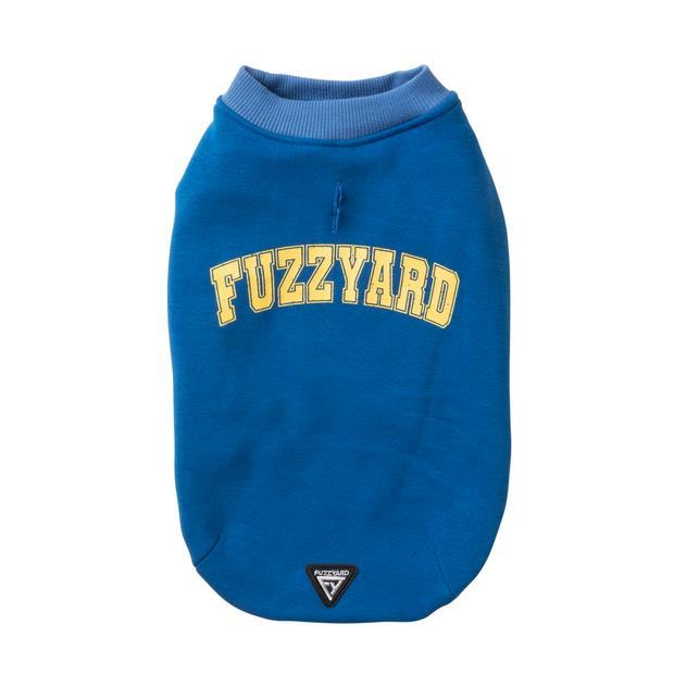 Fuzzyard College Sweater Blue Size 7 Pet: Dog Category: Dog Supplies  Size: 10.2kg Colour: Blue  Rich...