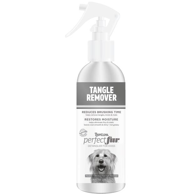 Tropiclean Perfect Fur Dog Spray Tangle Remover Each Pet: Dog Category: Dog Supplies  Size: 0.3kg  Rich...