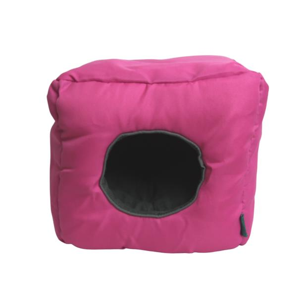 Ts Small Animal Cube Hot Pink Each Pet: Small Pet Category: Small Animal Supplies  Size: 0.3kg Colour:...