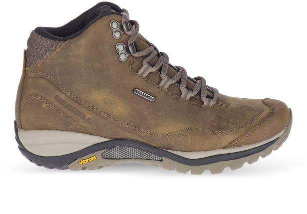 The Merrell Siren Traveller 3 is a strong leather trail shoe, designed around the unique shape of a...
