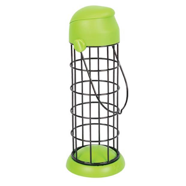 Petbrands Alan Titchmarsh Fat Snax Flip Top Feeder 20cm Pet: Bird Category: Bird Supplies  Size: 0.1kg...