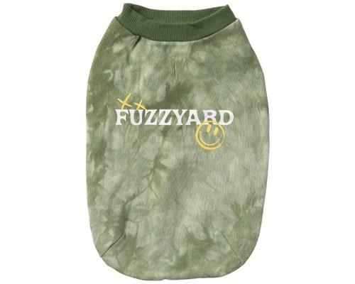 FUZZYARD SMILEY TIE DYE SWEATER GREEN SIZE 1Everyone loves a bit of tie dye. Even your dog!Fun and...