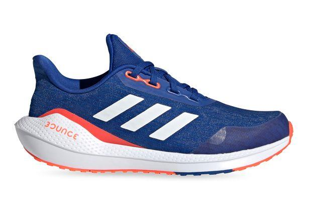 Fulfill the need for speed in the Adidas EQ Run for kids. Providing advanced performance technology for...