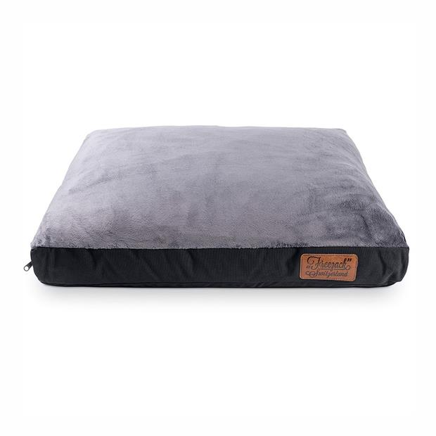 Freezack Bed Knight Mattress Black Grey Medium Pet: Dog Category: Dog Supplies  Size: 2kg Colour: Black...