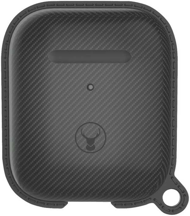 The Bonelk Carbon Case for AirPods features our durable & protective TPU injected material with an...