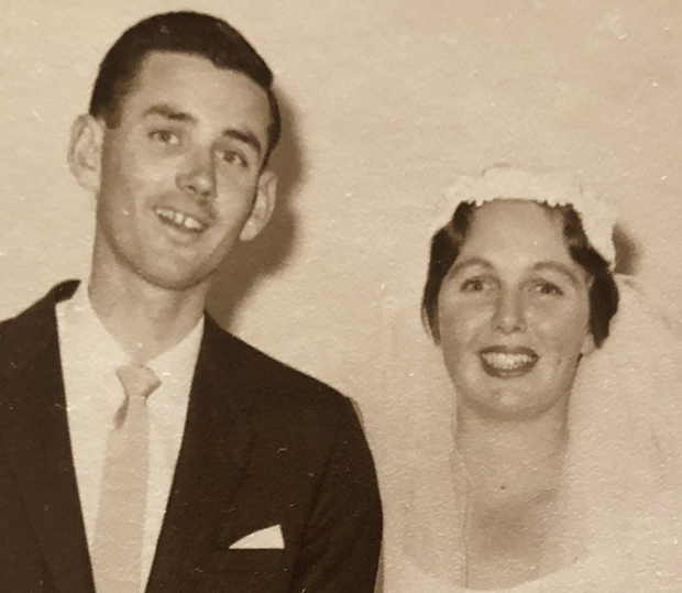Congratulations Mum and Dad (Ga and Pa) on your 60th Anniversary 22/4/1961May you have many more, and...