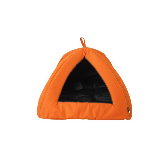 Ts Small Animal Igloo Fluro Orange Each Pet: Small Pet Category: Small Animal Supplies  Size: 0.8kg...