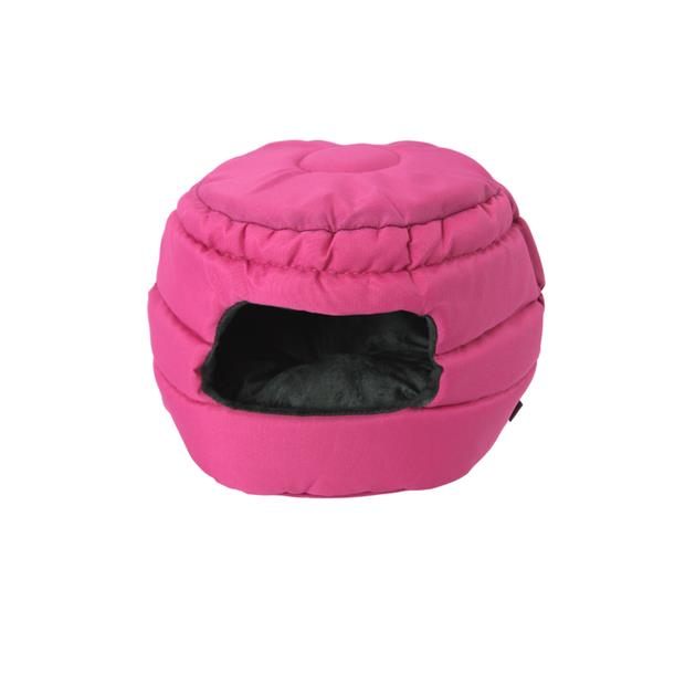 Ts Small Animal Beehive Hot Pink Each Pet: Small Pet Category: Small Animal Supplies  Size: 0.3kg...