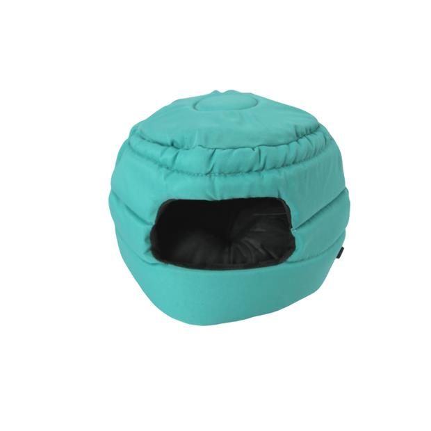 Ts Small Animal Beehive Turquoise Each Pet: Small Pet Category: Small Animal Supplies  Size: 0.3kg...