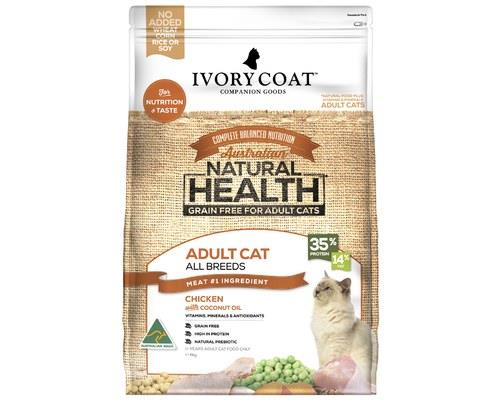 IVORY COAT CAT ADULT  CHICKEN & COCONUT OIL 6KG Ivory Coat focuses on making a great...