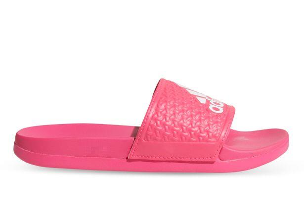 The Iconic Adidas Adilette Comfort Slides are here. With a contoured footbed for easy-wear, all day...